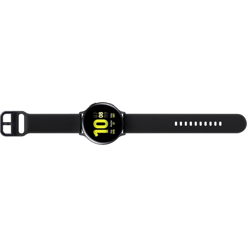 """Samsung Smartwatch »Galaxy Watch Active2 44mm - LTE« (3,45 cm/1,4 """", Tizen OS"""