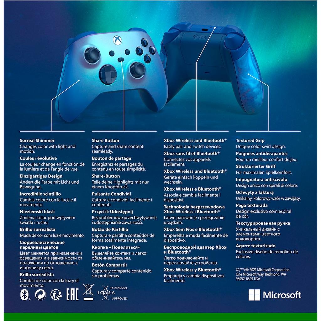 Xbox Wireless-Controller »Aqua Shift Special Edition«