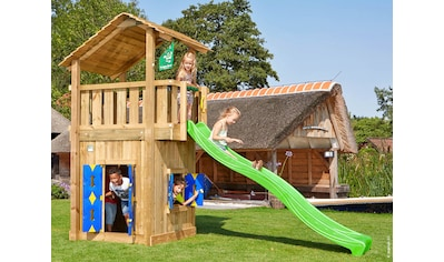 Jungle Gym Spielturm »Jungle Shelter Playhouse«, BxTxH: 176x378x290 cm kaufen