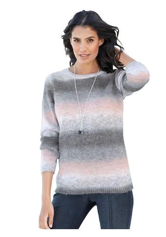 Classic Inspirationen Pullover im effektvollen Farbverlauf kaufen