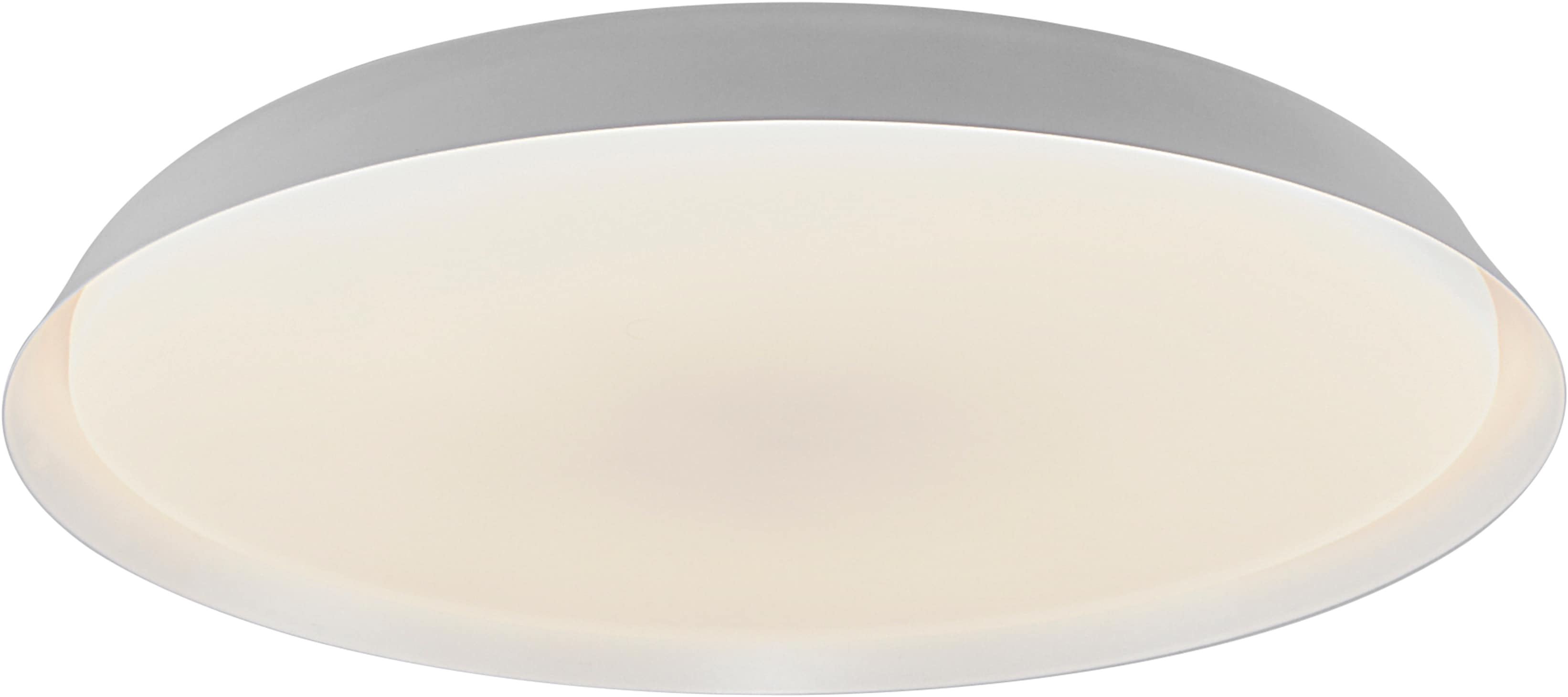 Nordlux LED Deckenleuchte PISO, LED-Modul, inkl. LED Modul, inkl. Farbwechsel, 5 Jahre LED Garantie