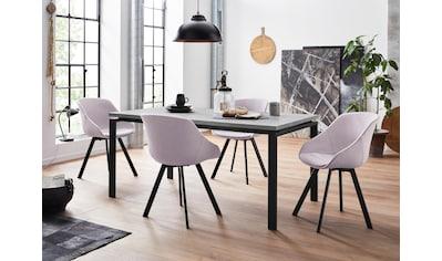 Essgruppe, mit 4 Stühle kaufen