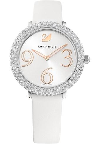 Swarovski Schweizer Uhr »CRYSTAL FROST, 5484070« kaufen