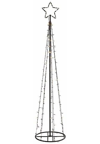 BONETTI LED Baum, Warmweiß, inkl. IP44 Netzadapter kaufen