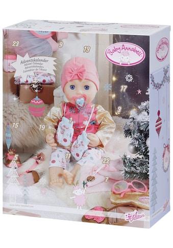 Baby Annabell Adventskalender kaufen