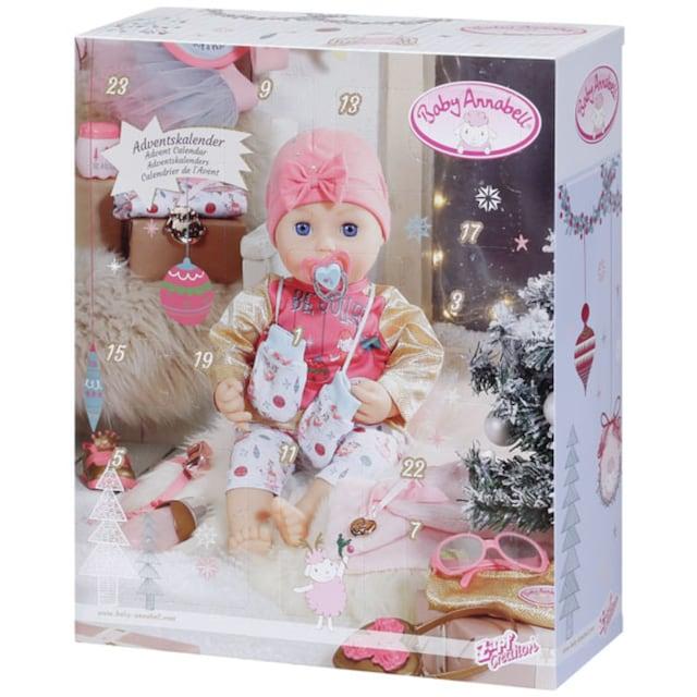 Baby Annabell Adventskalender