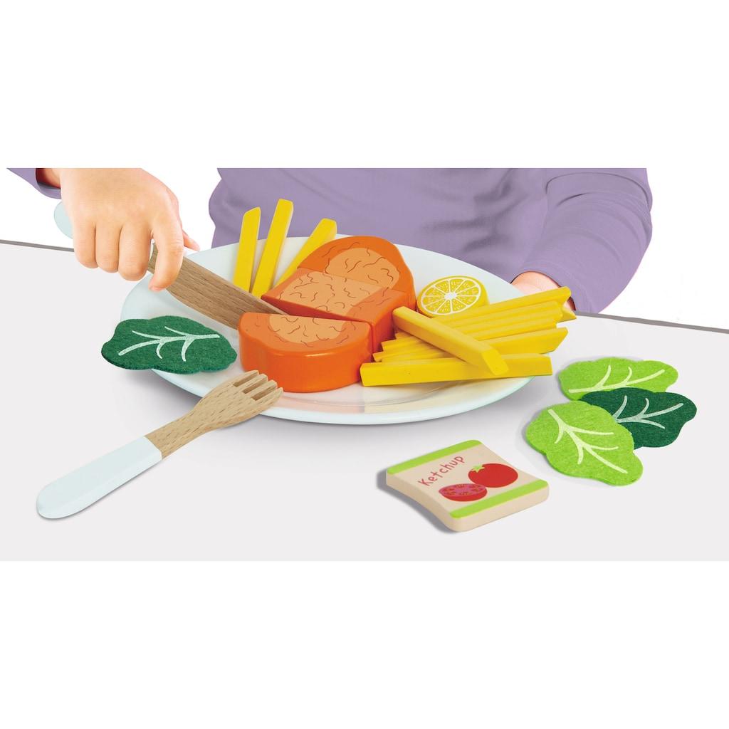 Eichhorn Spiellebensmittel »Schnitzelset«