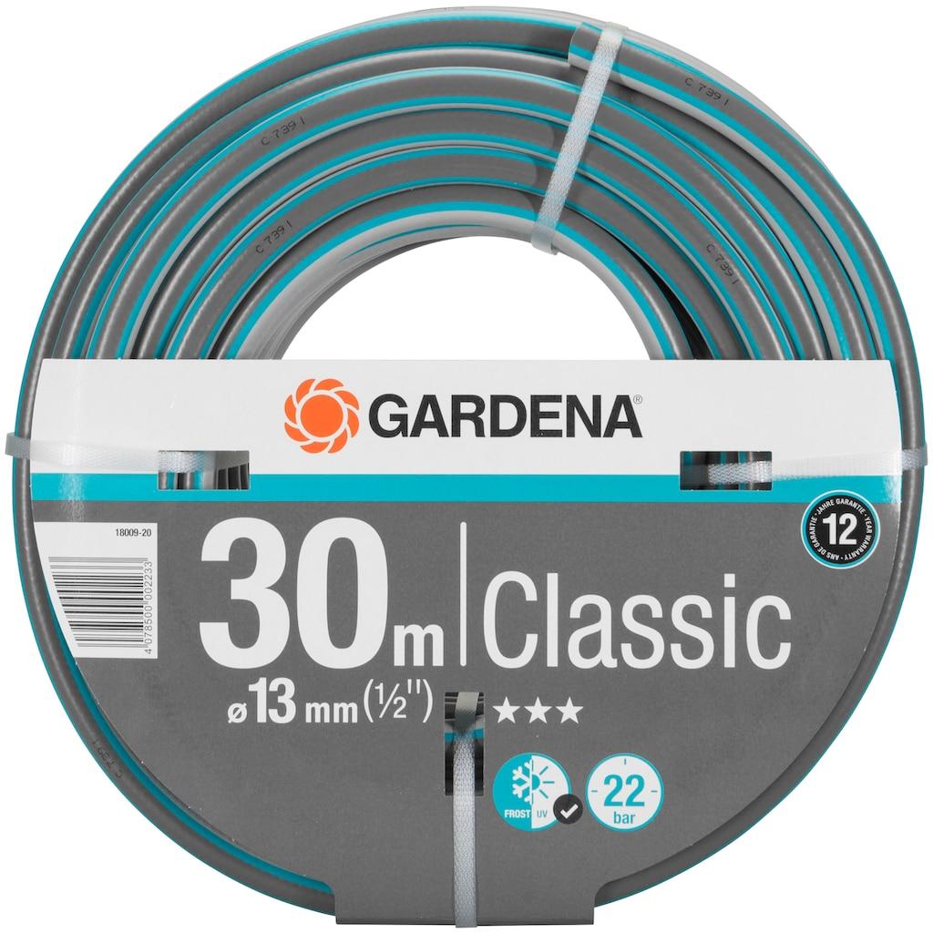 "GARDENA Gartenschlauch »Classic, 18009-20«, 13 mm (1/2"")"