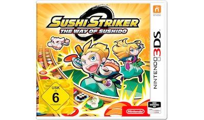 Sushi Striker: The Way of Sushido Nintendo 3DS kaufen