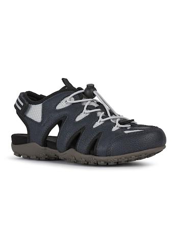Geox Sandale »DONNA SANDAL STREL«, mit Klettriegel an der Ferse kaufen