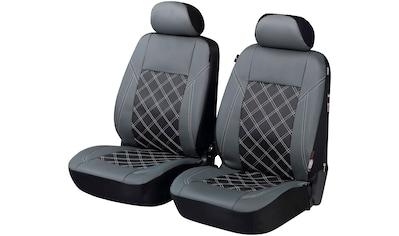 WALSER Set: Autositzbezug »ZIPP IT Deluxe Durham «, mit Reißverschluss - System kaufen