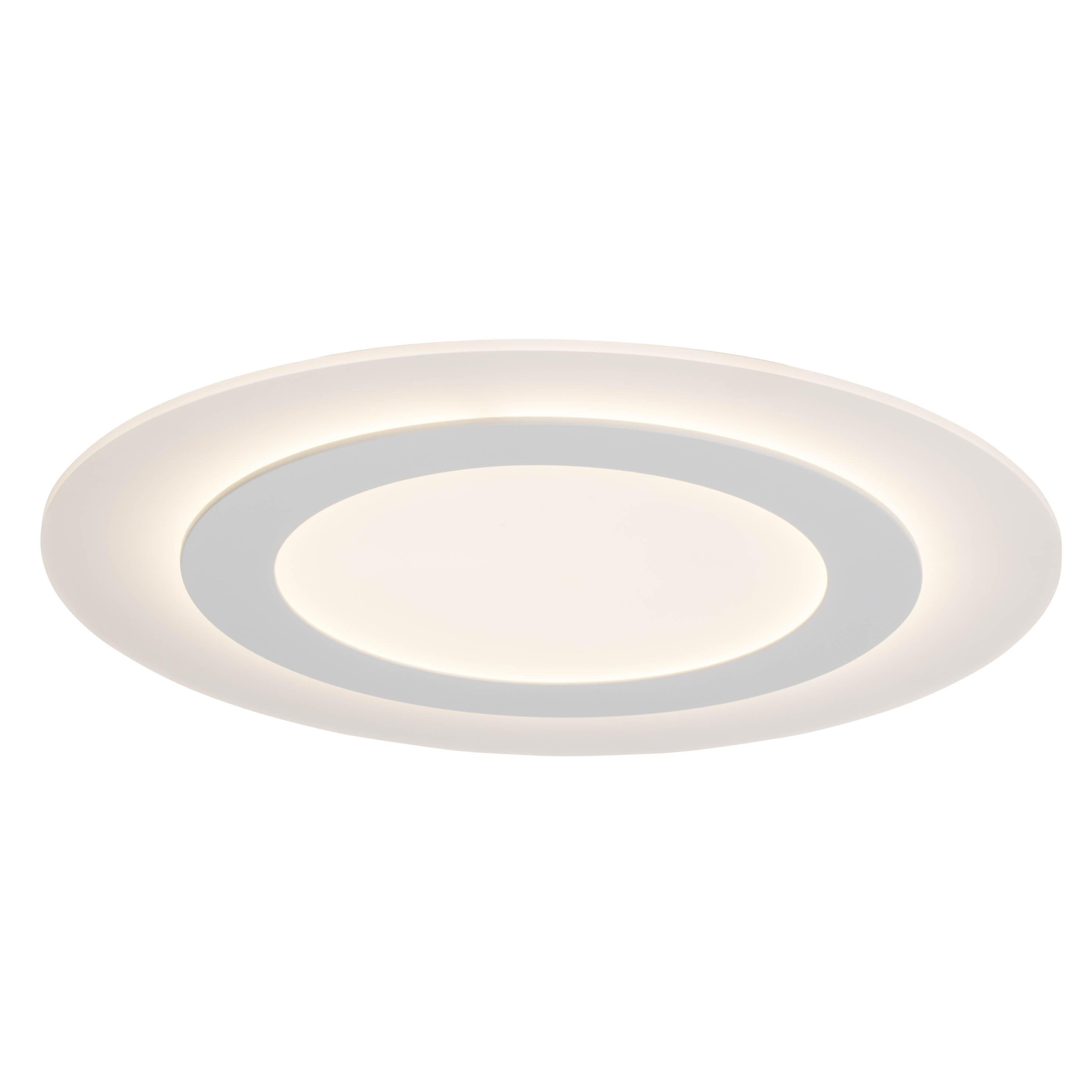 AEG Karia LED Deckenleuchte 48cm weiß