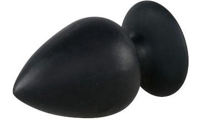 Velvet Analplug »Velvets Extra«, sehr groß kaufen