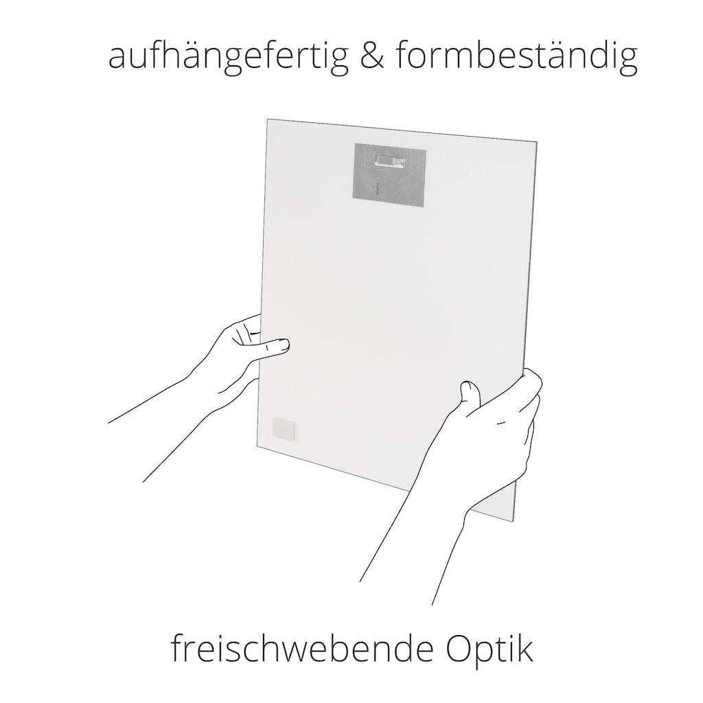 Artland Wandbild »Sonnenaufgang über Stellisee, Matterhorn«, Berge, (1 St.), in vielen Größen & Produktarten - Alubild / Outdoorbild für den Außenbereich, Leinwandbild, Poster, Wandaufkleber / Wandtattoo auch für Badezimmer geeignet
