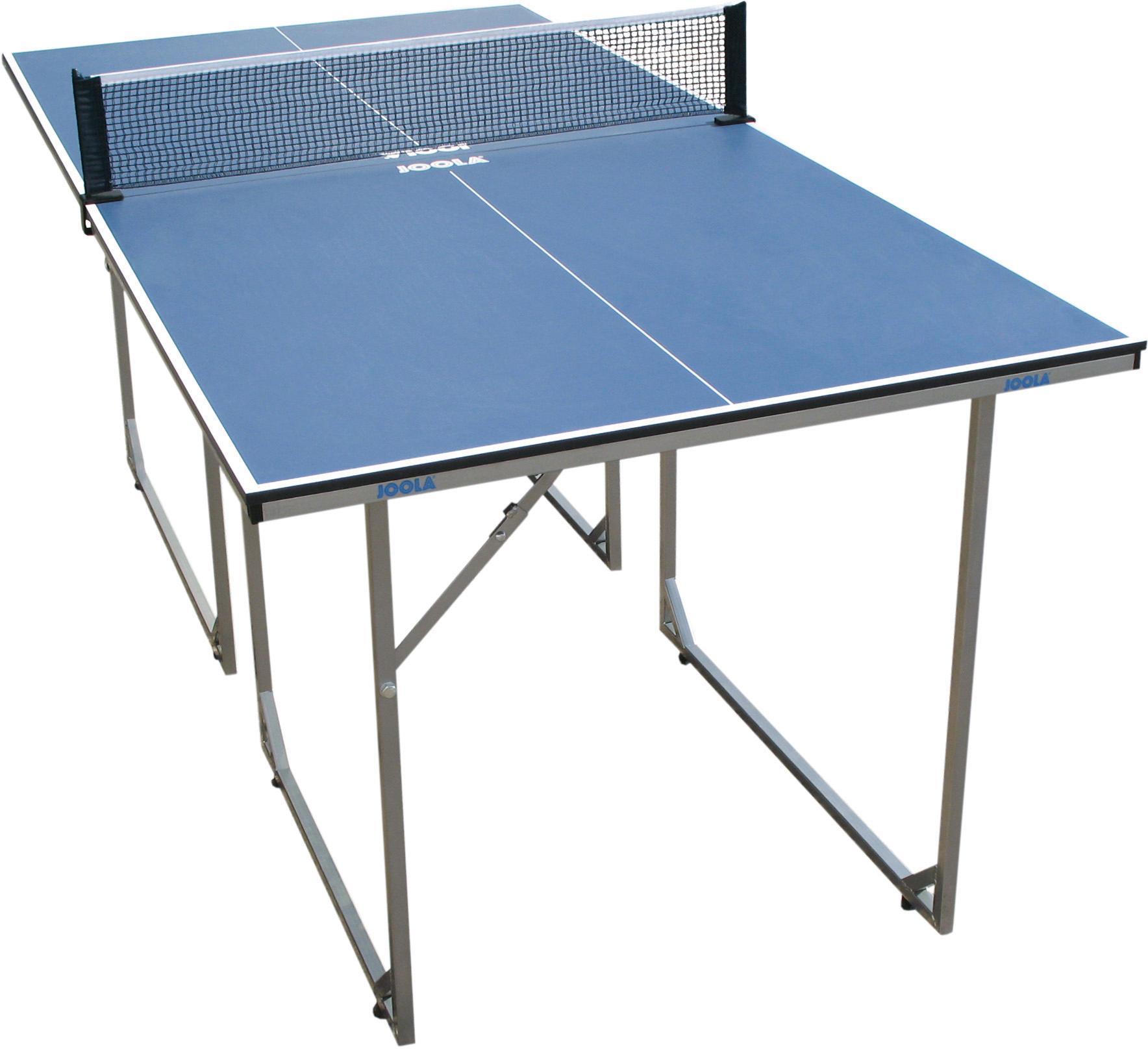 Joola Mini-Tischtennisplatte Midsize Technik & Freizeit/Sport & Freizeit/Sportarten/Tischtennis/Tischtennis-Ausrüstung