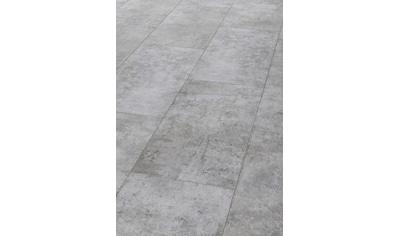 ter Hürne Designboden »Stein Zelos grau«, mit fühlbarer Oberfläche und Klicksystem kaufen