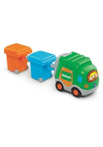 "Vtech® Spielzeug - Müllwagen ""Tut Tut Baby Flitzer Müllauto & 2 Mülltonnen"" kaufen"
