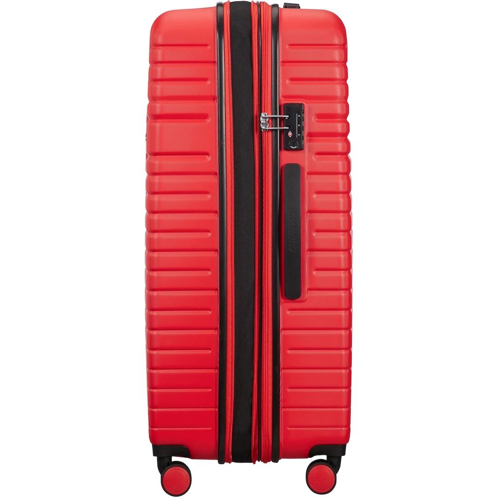 American Tourister® Hartschalen-Trolley »Aero Racer, 79 cm, poppy red«, 4 Rollen