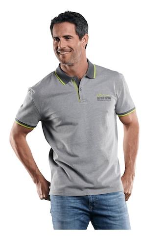 Engbers Poloshirt mit Neondetails kaufen