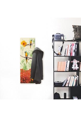 Artland Garderobe »Papagei« kaufen