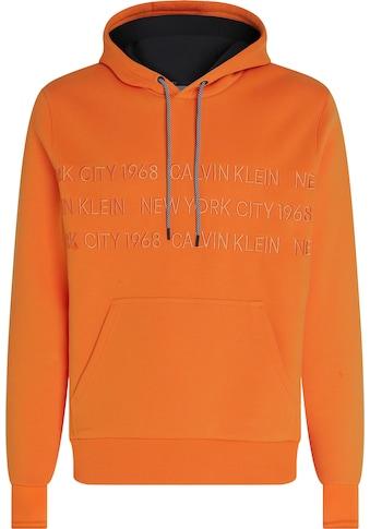 Calvin Klein Hoodie »GRAPHIC EMBROIDERY HOODIE« kaufen