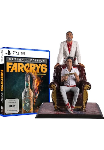UBISOFT Spiel »Far Cry 6 Ultimate Edition + Antón & Diego Castillo Figur«, PlayStation 5 kaufen