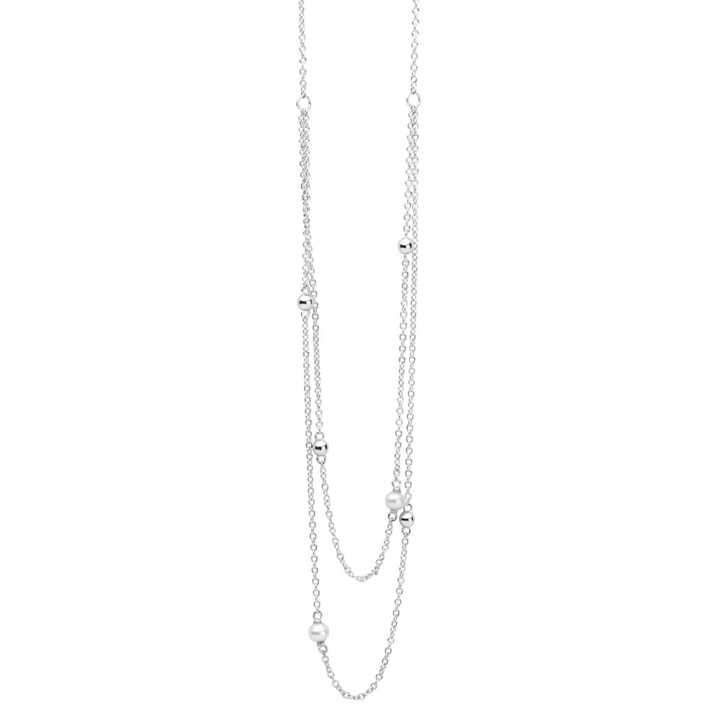 NANA KAY Silberkette »Very petit, ST1658«, mit Süßwasserzuchtperle