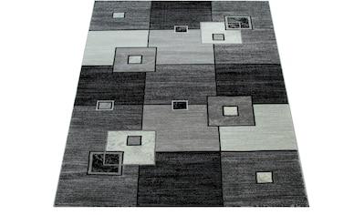 Paco Home Teppich »Tibesti5082«, rechteckig, 16 mm Höhe, Kurzflor, Wohnzimmer kaufen