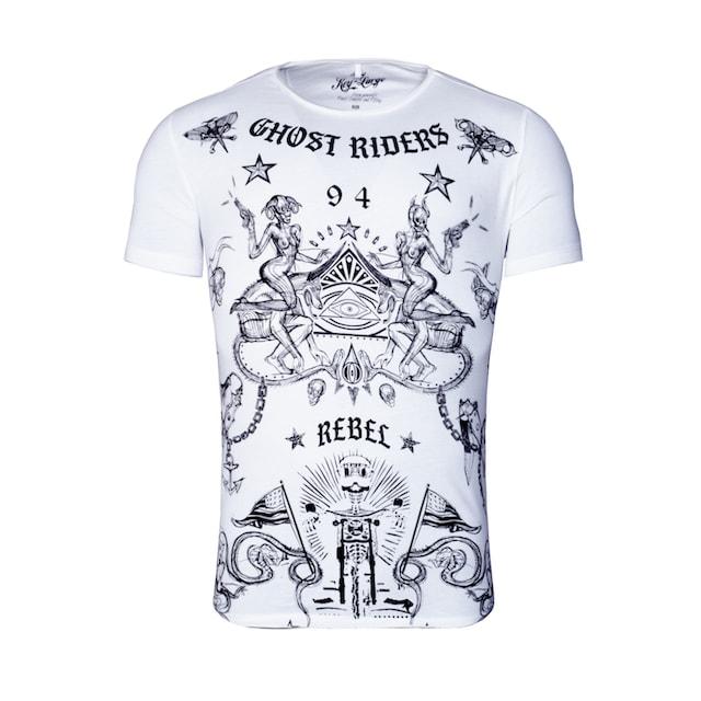 Key Largo T-Shirt »MT GHOST«