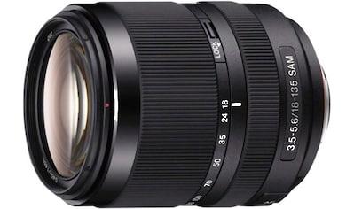 Sony Teleobjektiv »SAL-18135« kaufen