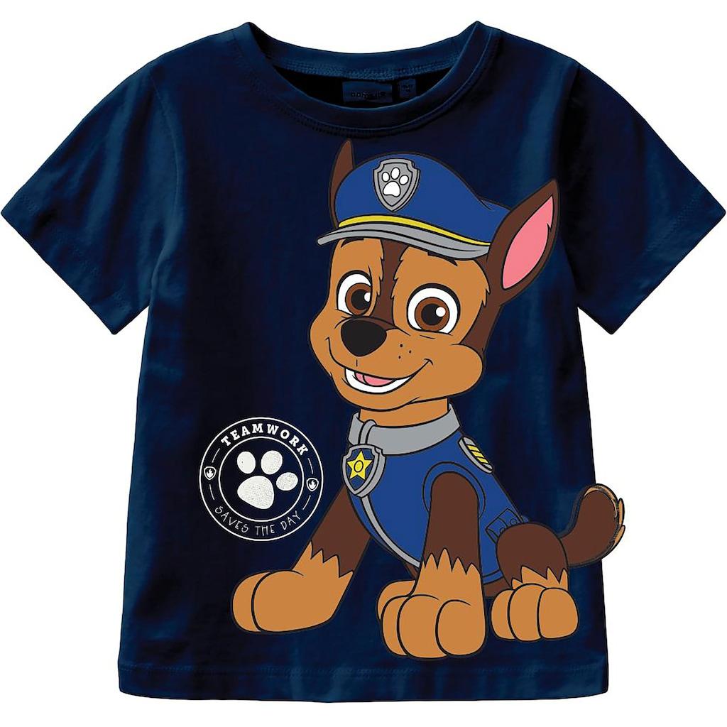 Name It T-Shirt »Paw Patrol CHASE«