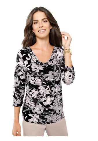 Lady Shirt in weicher Viskose - Mischung kaufen