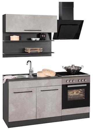 held m bel k chenzeile tulsa auf rechnung kaufen baur. Black Bedroom Furniture Sets. Home Design Ideas