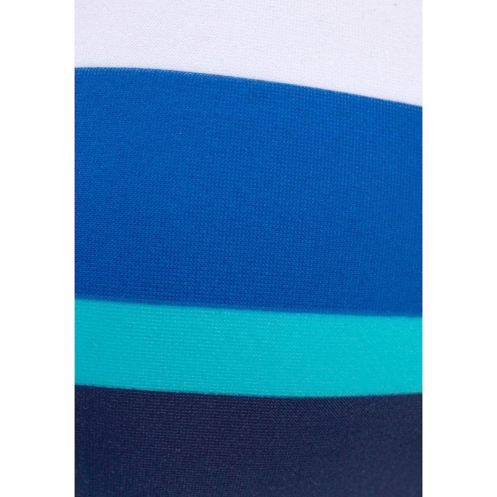 Buffalo Triangel-Bikini, im Streifendesign