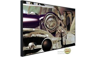 Papermoon Infrarotheizung »Oldtimer«, sehr angenehme Strahlungswärme kaufen