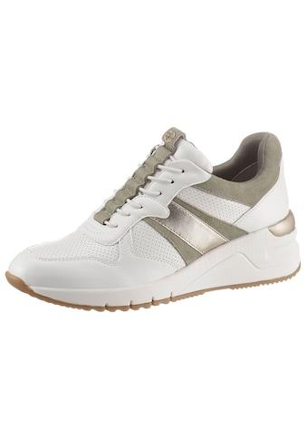 Tamaris Wedgesneaker »REA«, mit Wechselfußbett kaufen