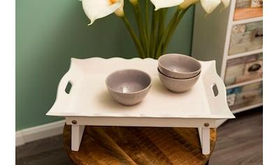 Myflair Möbel & Accessoires Tablett »Mariella« kaufen