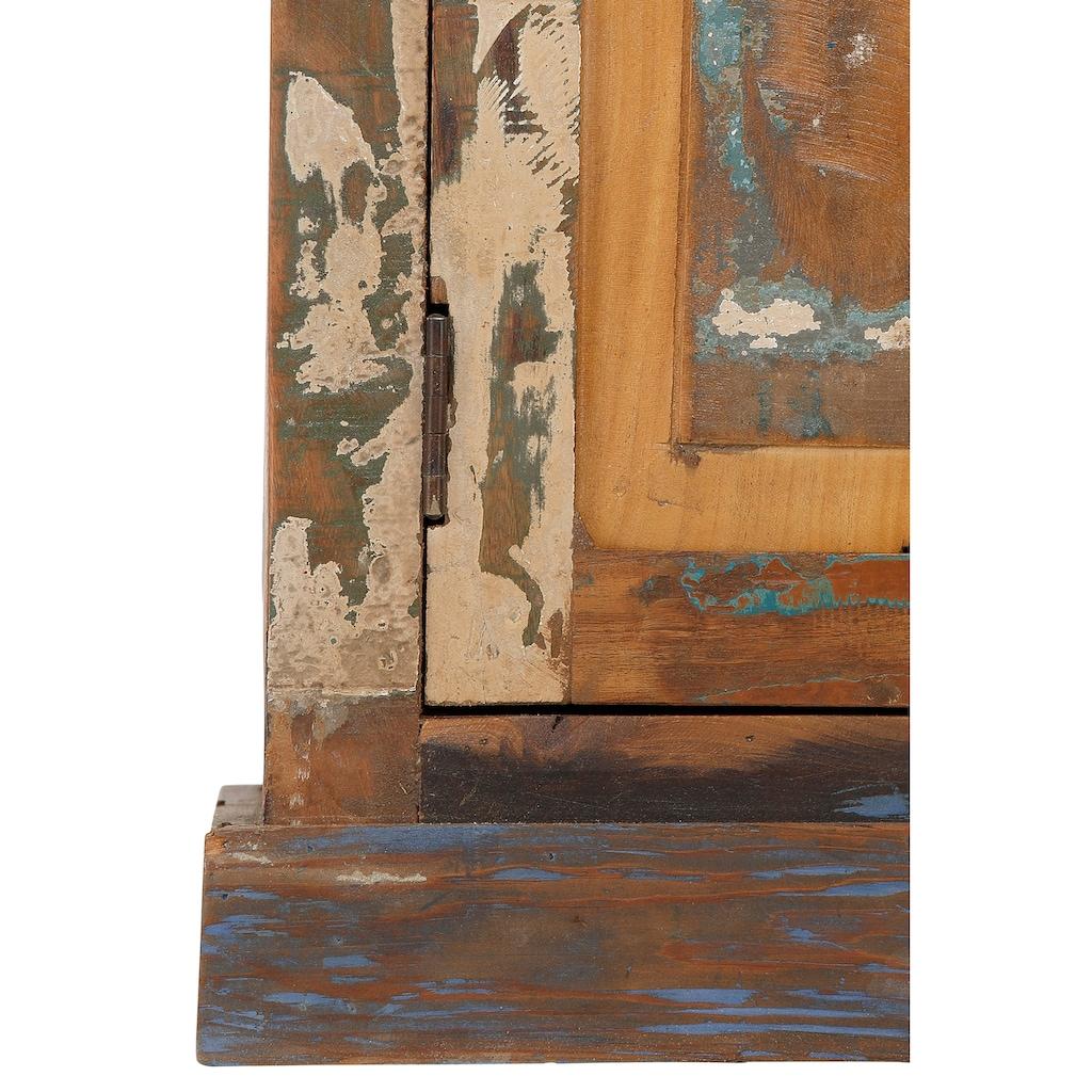 SIT Vitrine »Riverboat«, Höhe 180 cm, Shabby Chic, Vintage