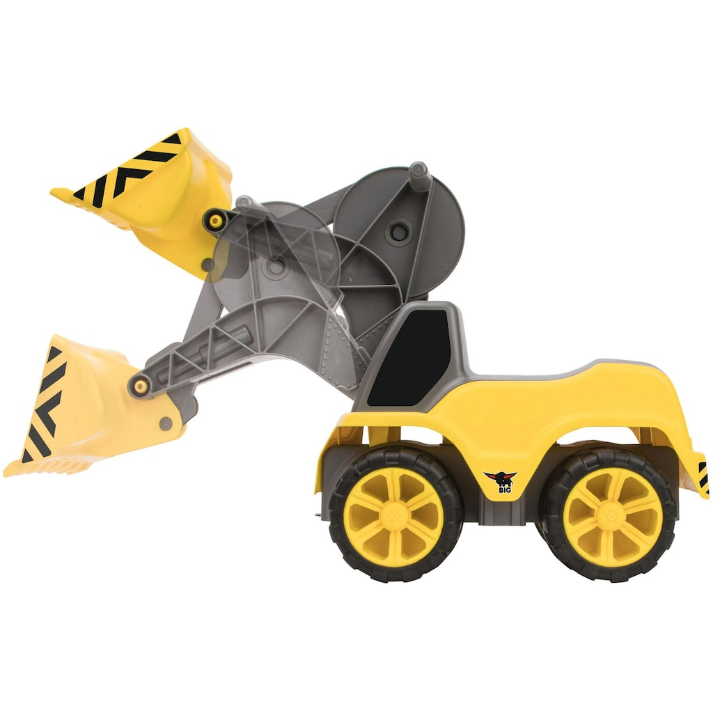 BIG Spielzeug-Bagger »BIG Power Worker Maxi Loader«, Made in Germany