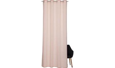 SCHÖNER WOHNEN-Kollektion Vorhang »Bordo«, HxB: 250x130 kaufen