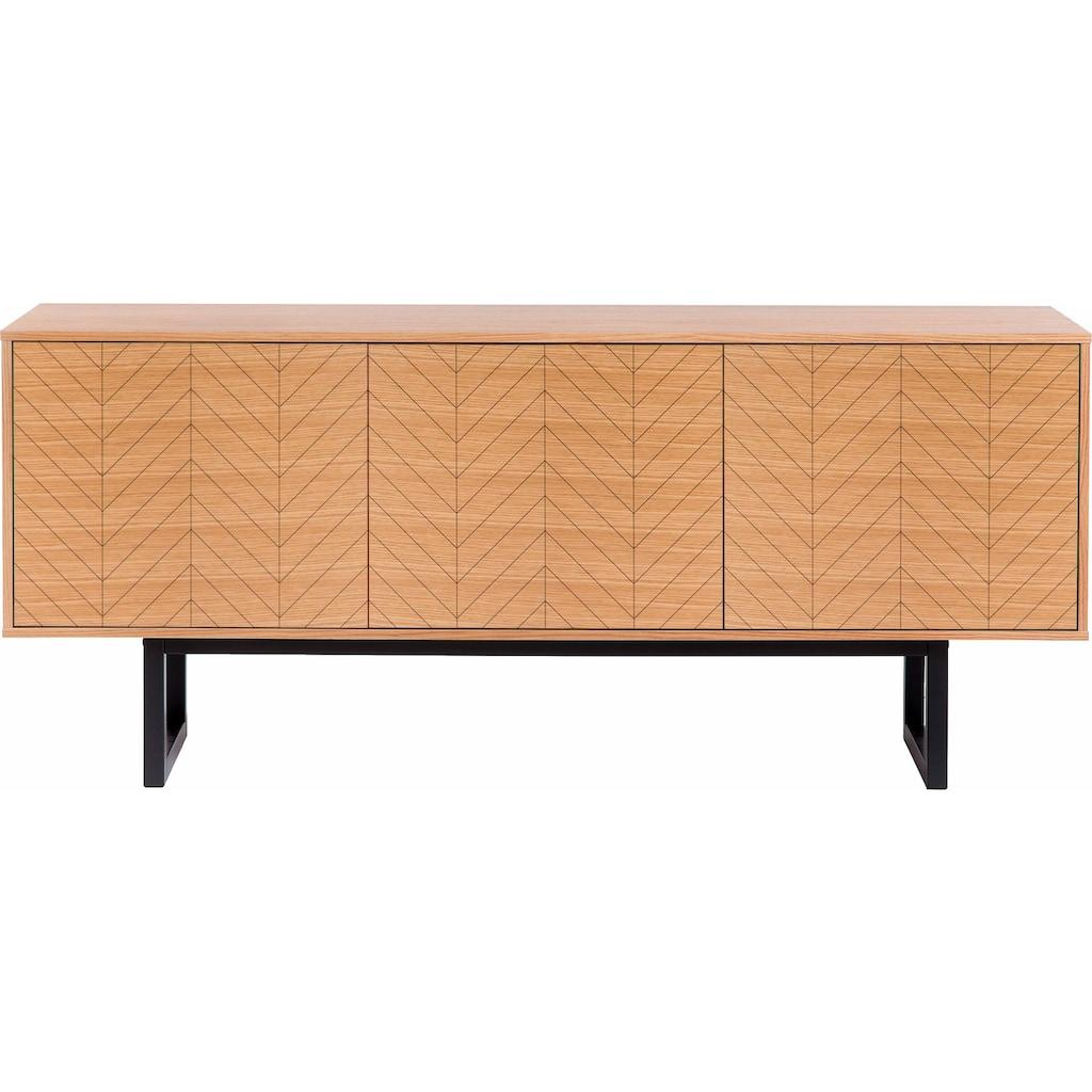 Woodman Sideboard »Noella«, Breite 175 cm