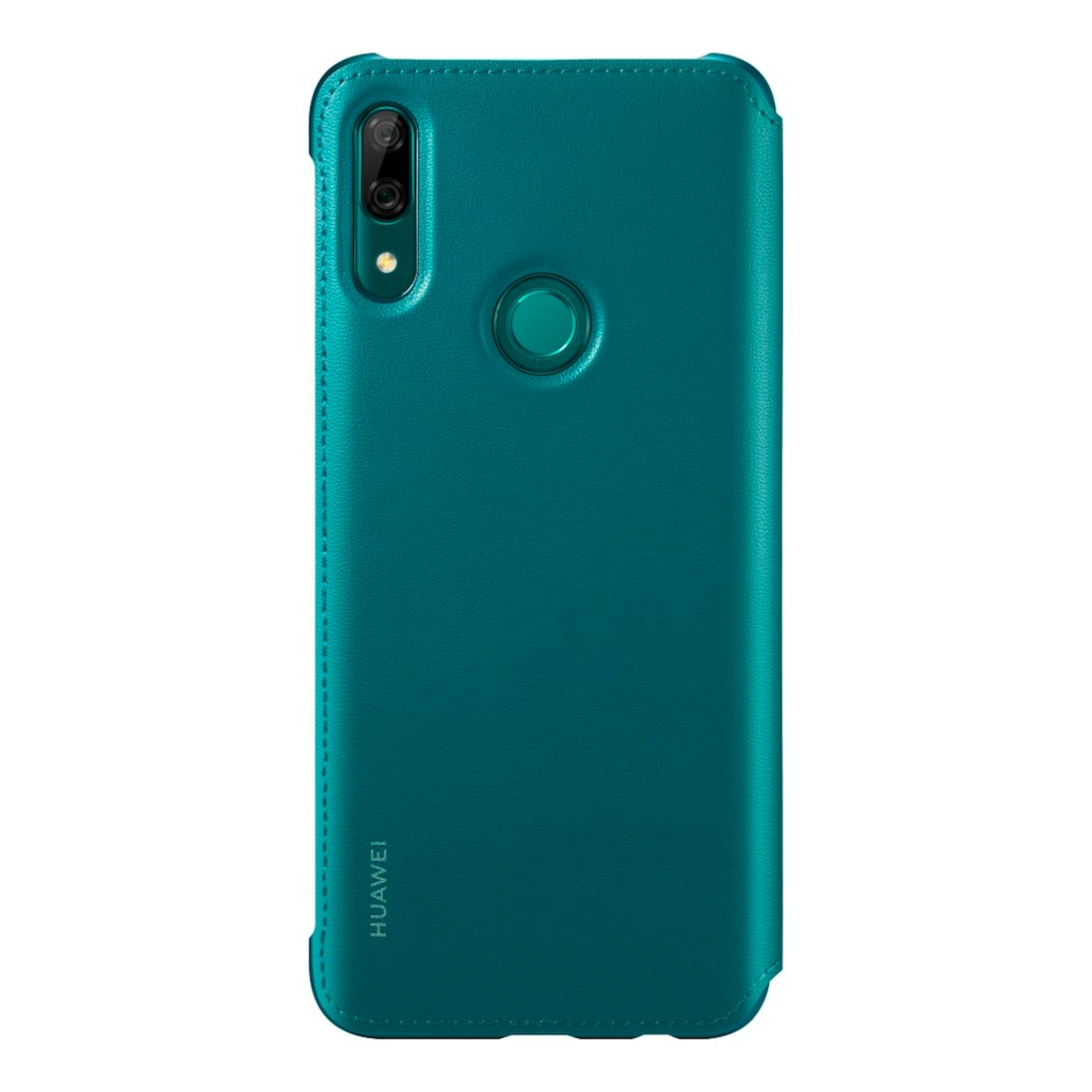 Huawei Cover Flip Cover für Huawei P smart Z, Grün