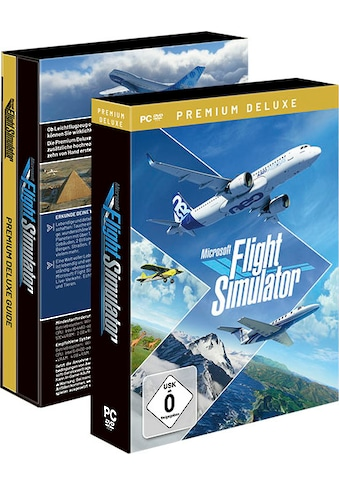 Microsoft Spiel »Flight Simulator Premium Deluxe Edition«, PC kaufen