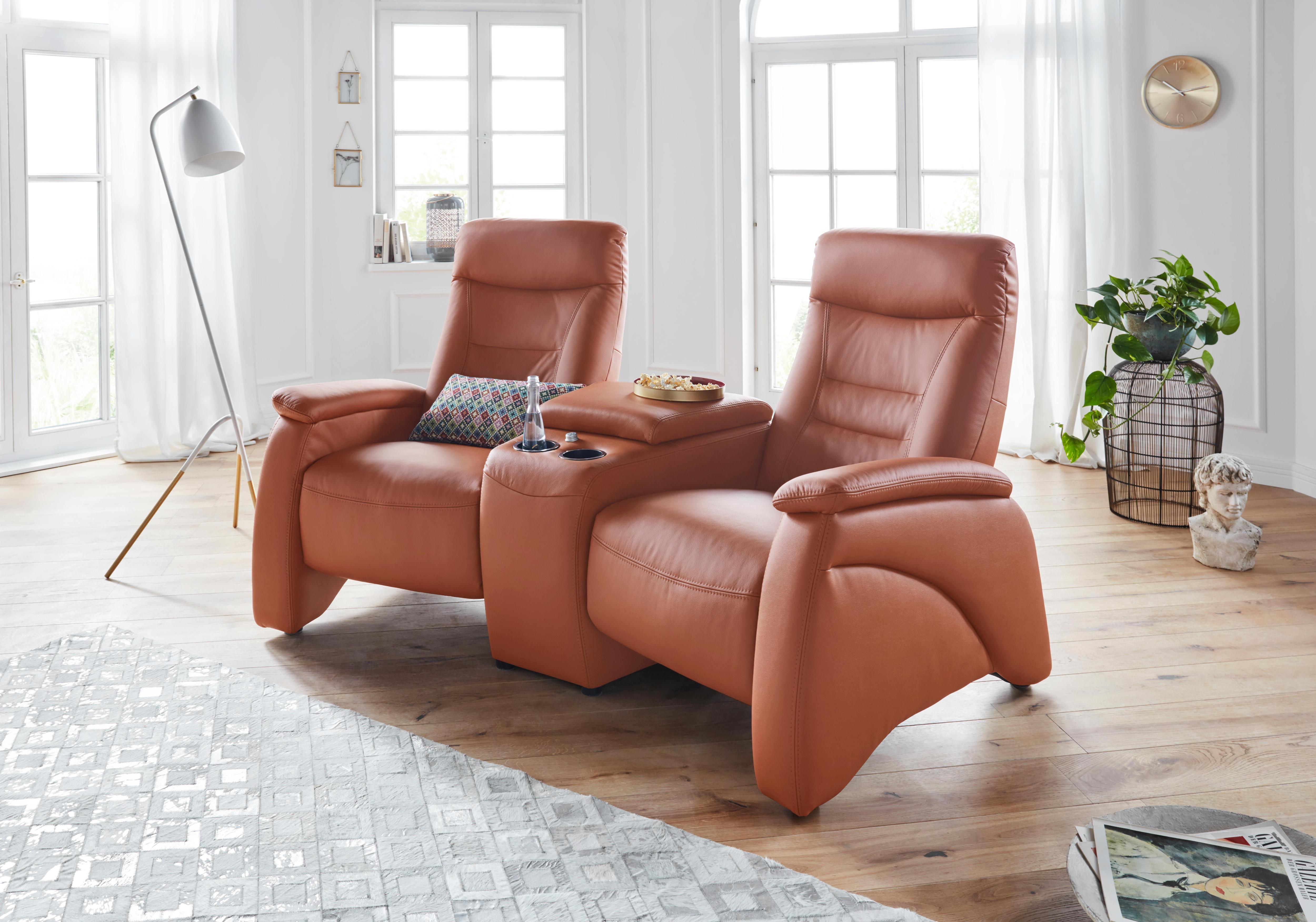Exxpo Sofa Fashion Rundsofa (2-Sitzer)