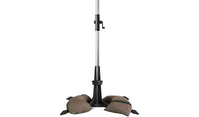 BASER Kunststoffschirmständer für Stöcke Ø 28 - 58 mm, inkl. zwei Sandsäcke kaufen