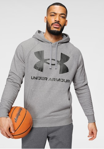 Under Armour® Kapuzensweatshirt »RIVAL FLEECE BIG LOGO HOOD« kaufen