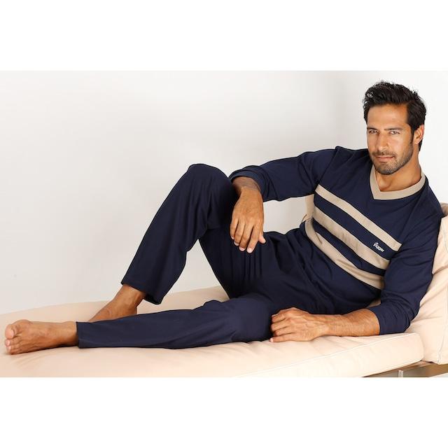 le jogger® Pyjama (2 Stück)