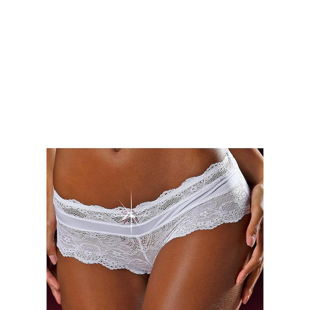 LASCANA Panty, aus Spitze