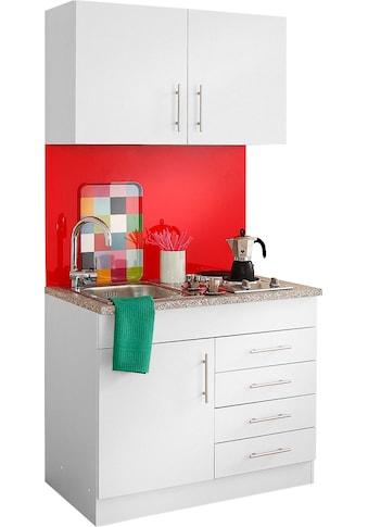 HELD MÖBEL Küchenzeile »Toledo«, mit E-Geräten, Breite 100 cm kaufen