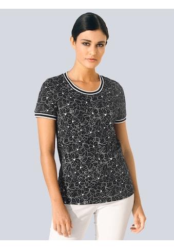 Alba Moda Print-Shirt, im exklusiven Alba Moda Print kaufen